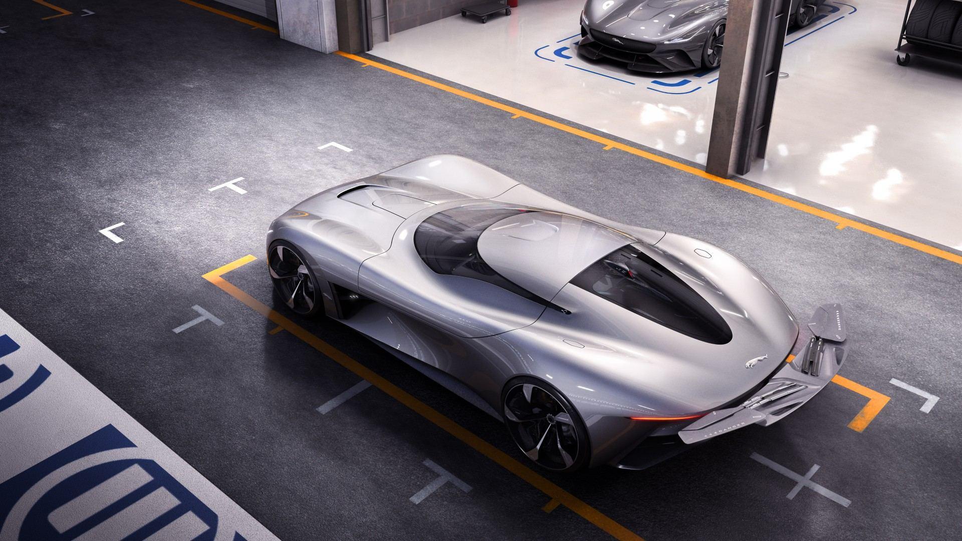 Jaguar Vision Gran Turismo Coupe (1)