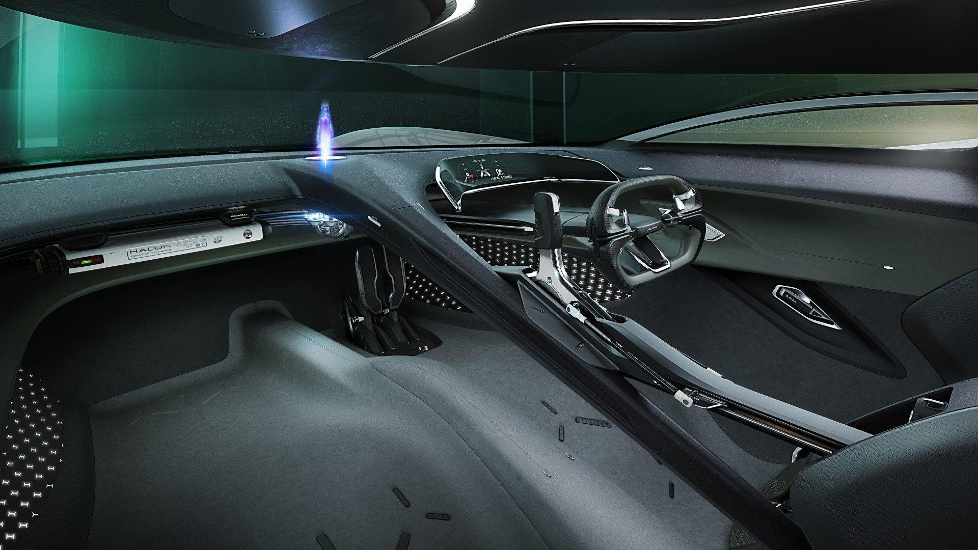 Jaguar Vision Gran Turismo Coupe (12)