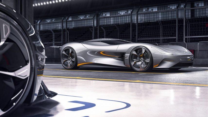 Jaguar Vision Gran Turismo Coupé, solo para el mundo virtual
