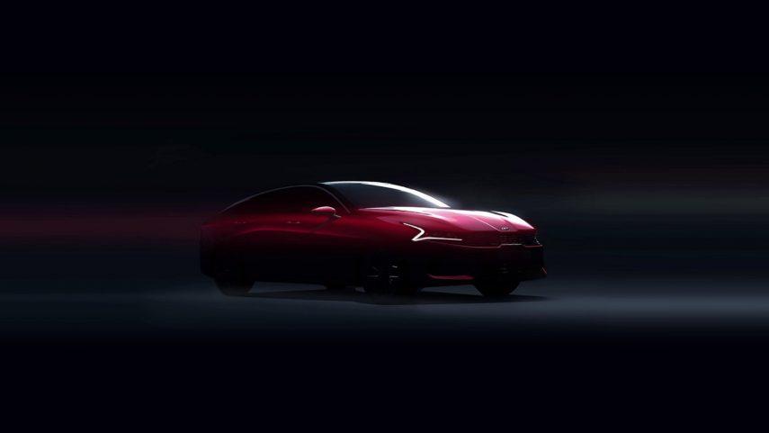 El nuevo Kia Optima se insinúa en unos teaser