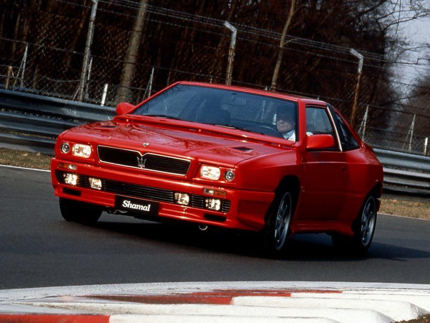 Coche del día: Maserati Shamal