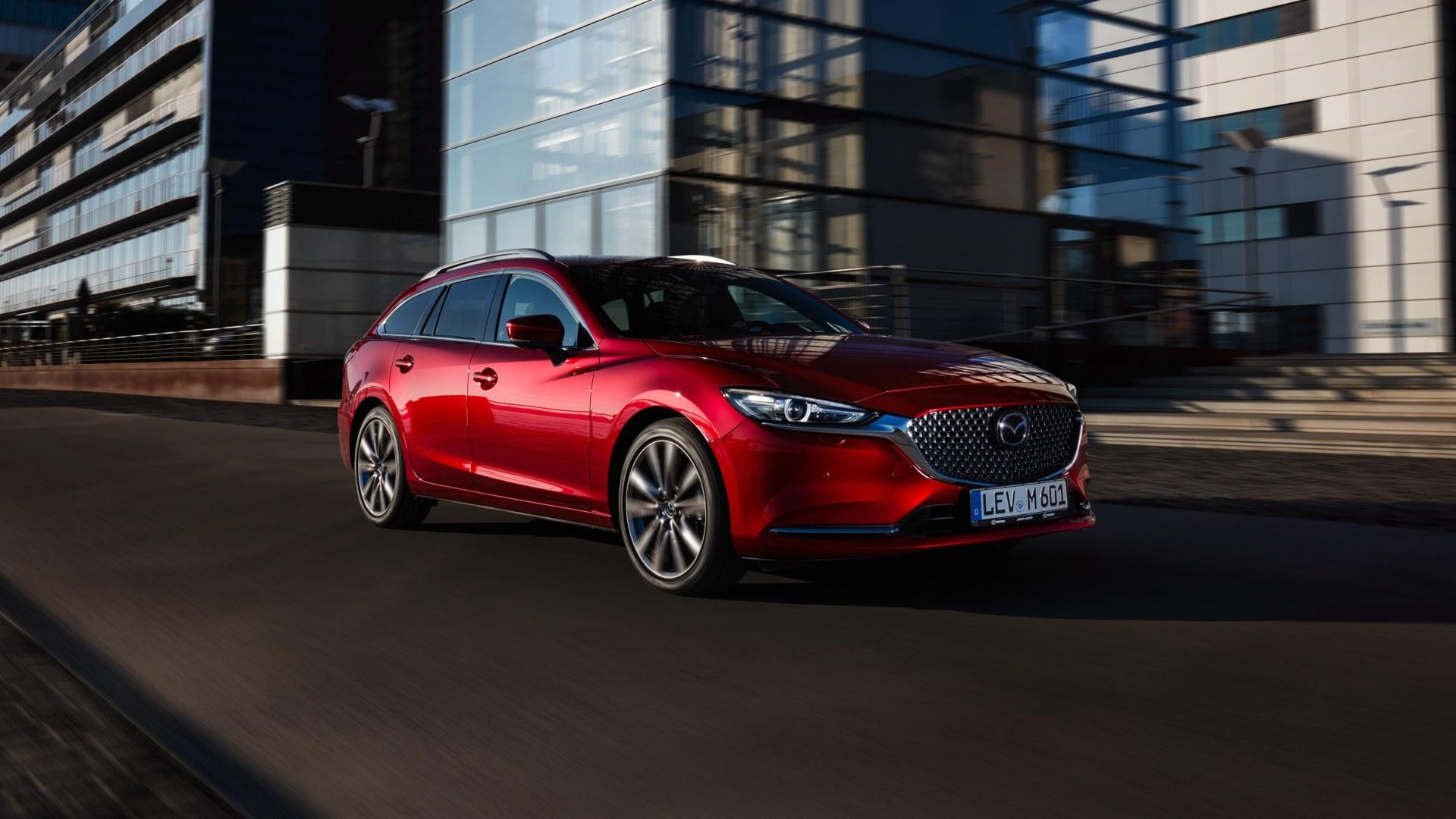 Mazda no renuncia al diésel todavía