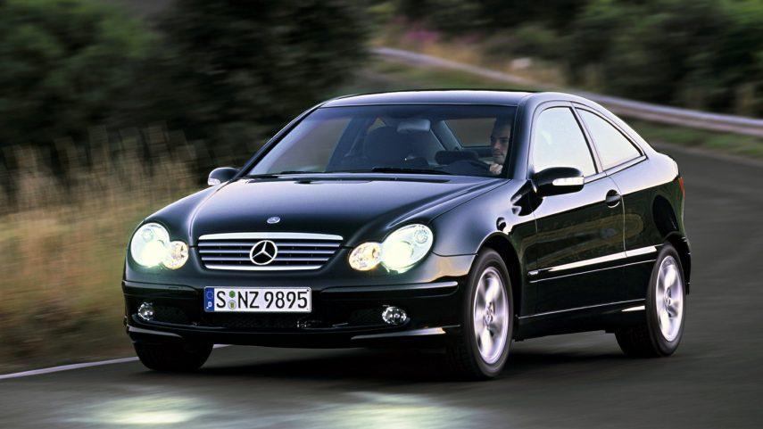 Coche del día: Mercedes-Benz C 320 Sportcoupé (CL203)