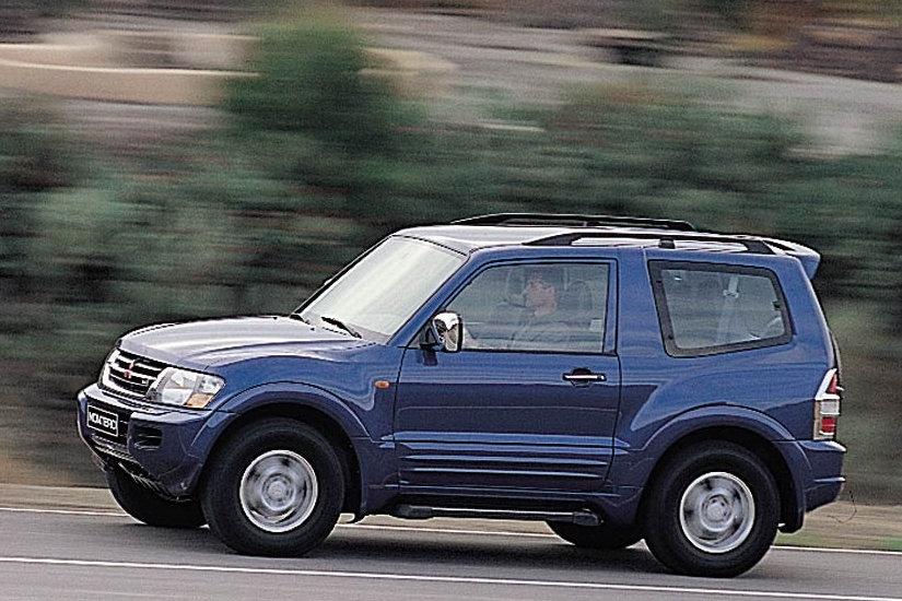 Mitsubishi Montero 2000 3p 1