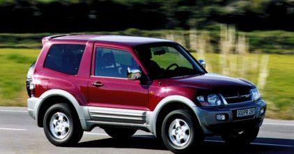 Mitsubishi Montero 2000 3p 4