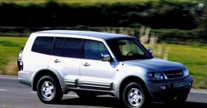 Mitsubishi Montero 2000 5p 2