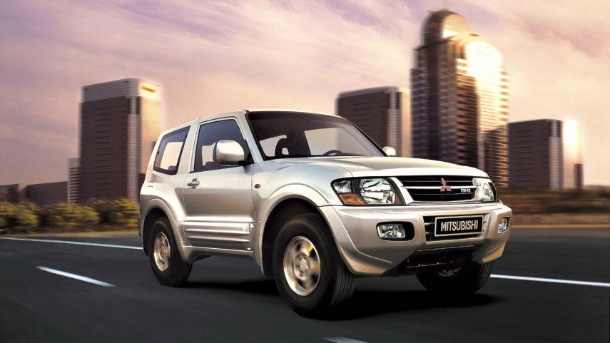Coche del día: Mitsubishi Montero 3.2 DI-D GLS  (III)