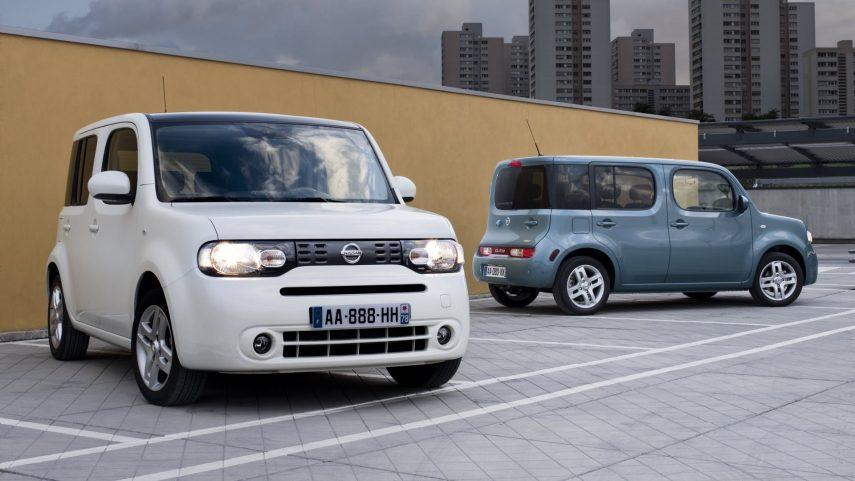 Coche del día: Nissan Cube (Z12)