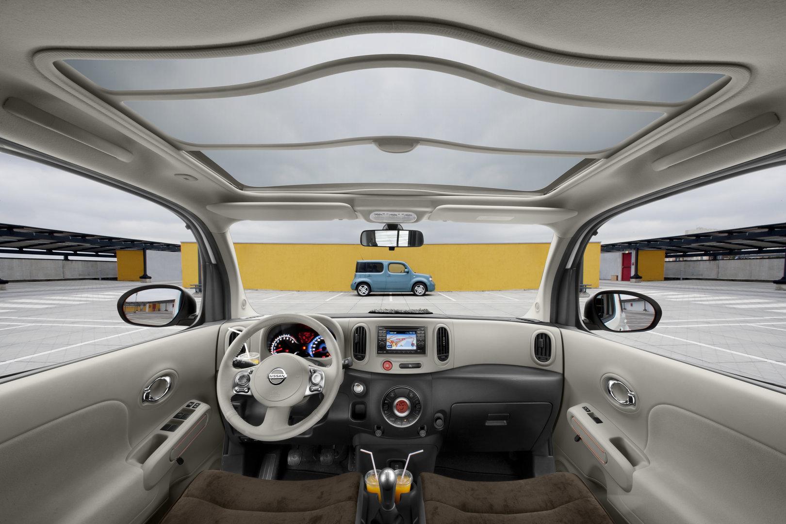 Nissan Cube Z12 7