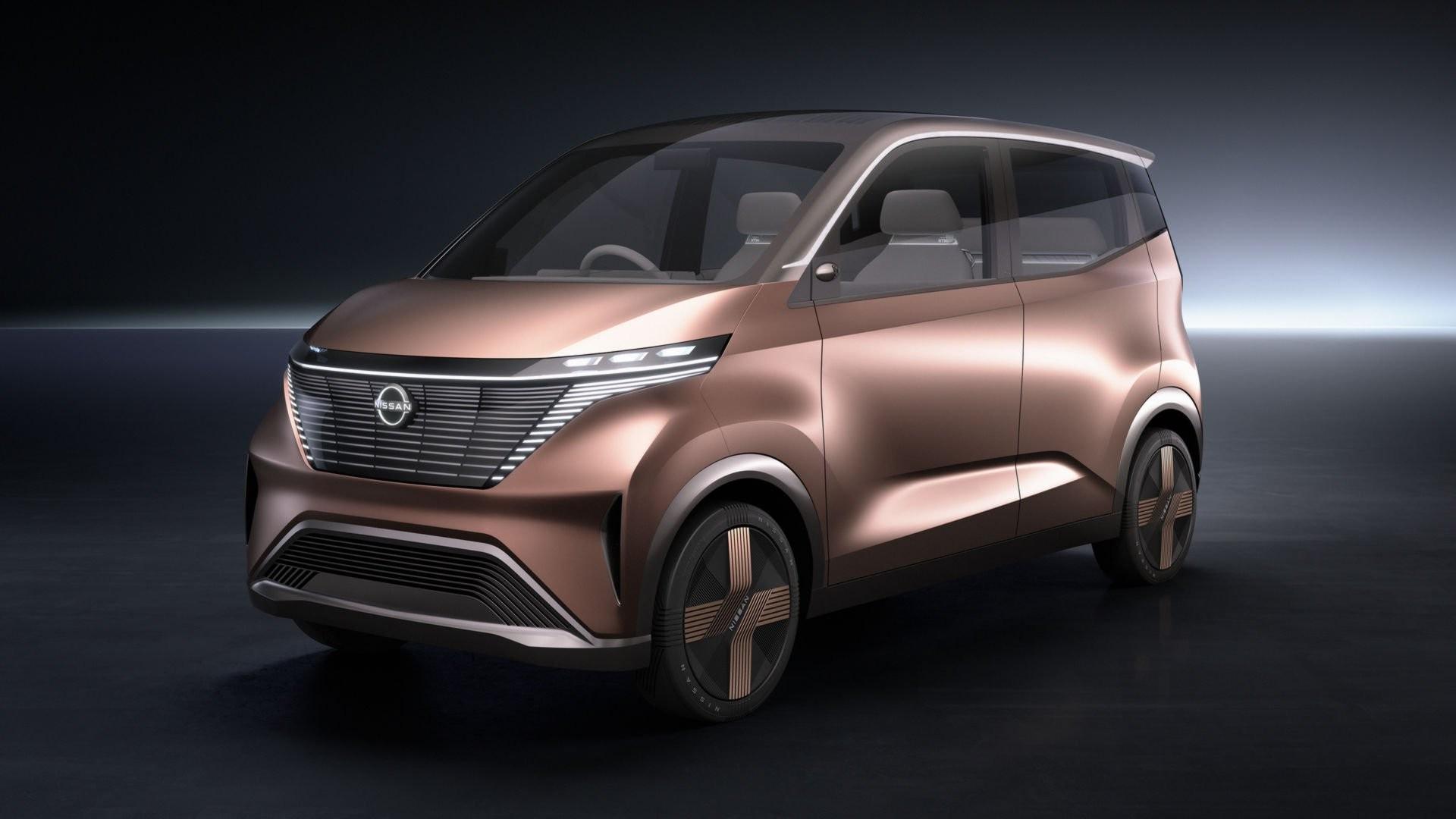 Nissan IMk Concept, anticipando diseño y tecnología