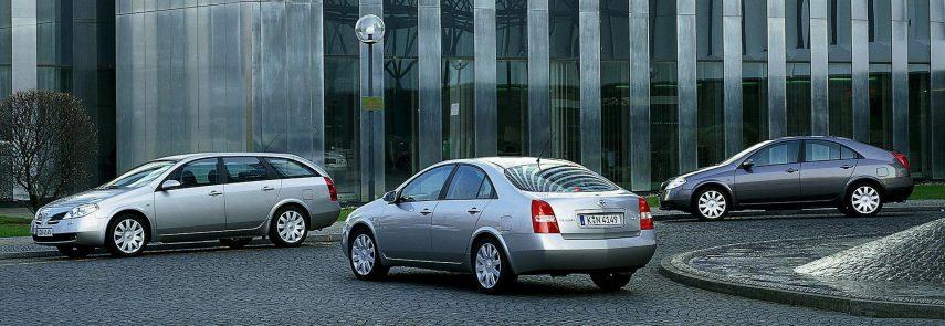 Coche del día: Nissan Primera 1.8 (P12)