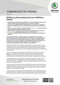 Nota de prensa Karoq 2017 1