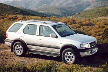 Opel Frontera Limited B 2