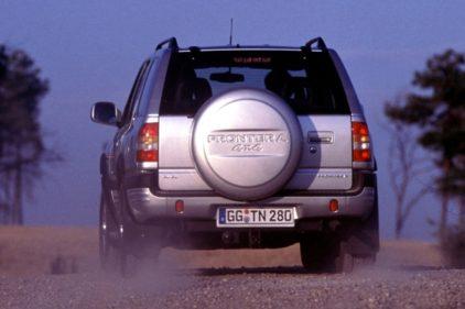 Opel Frontera Limited B 3