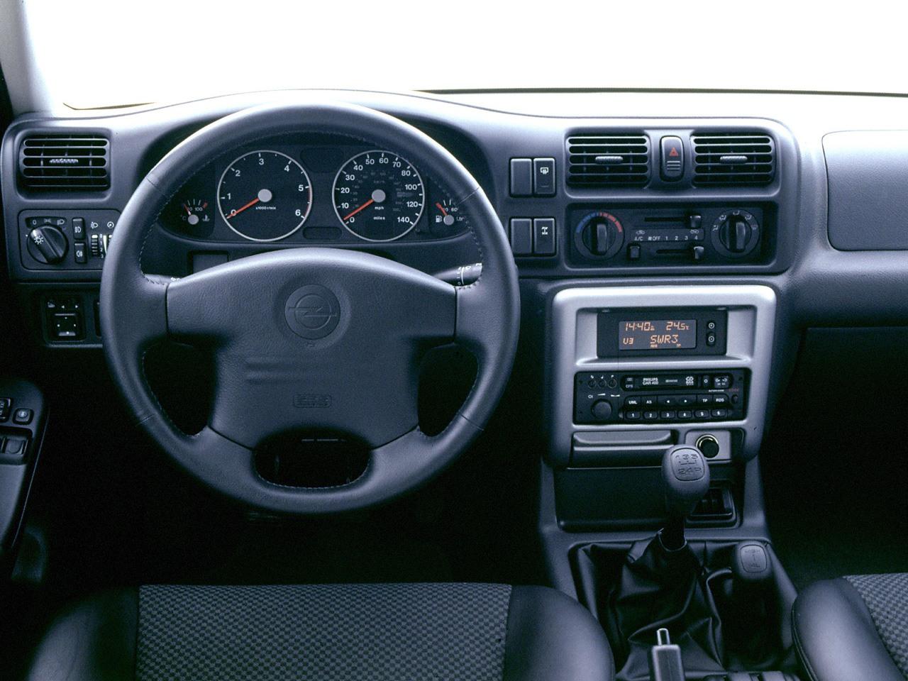 Opel Frontera Limited B 4