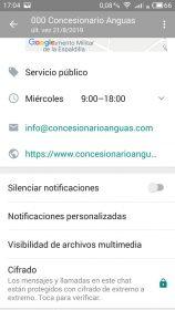 Perfiles WhatsApp falsos 6
