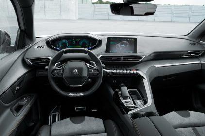 Peugeot 3008 Hybrid4 2019 2