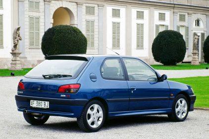 Peugeot 306 S16 1