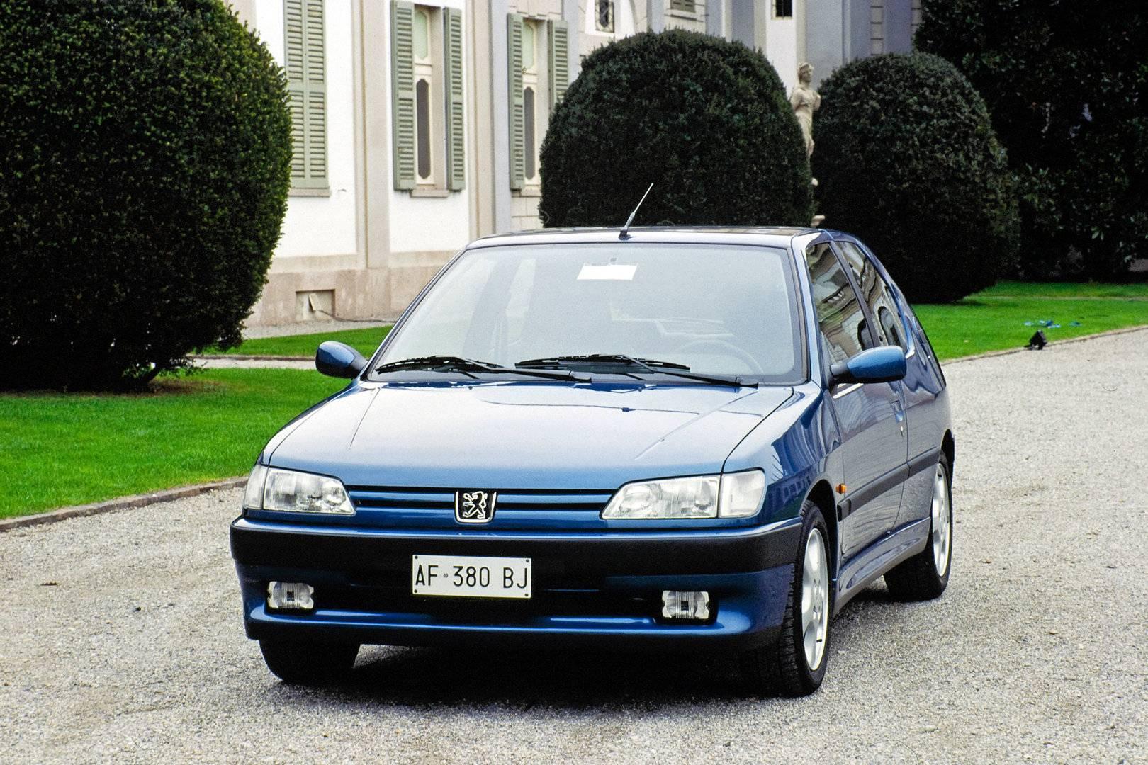 Peugeot 306 S16 3