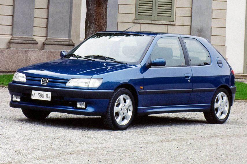Coche del día: Peugeot 306 S16