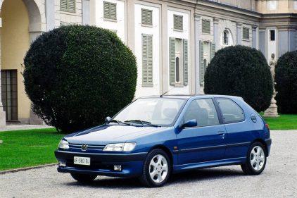 Peugeot 306 S16 5