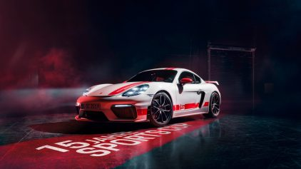 Porsche 718 Cayman GT4 Sports Cup Edition (2)