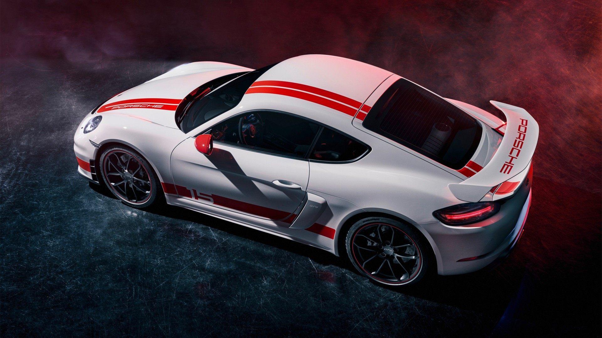 Porsche 718 Cayman GT4 Sports Edition Cup: edición limitada solo para Alemania