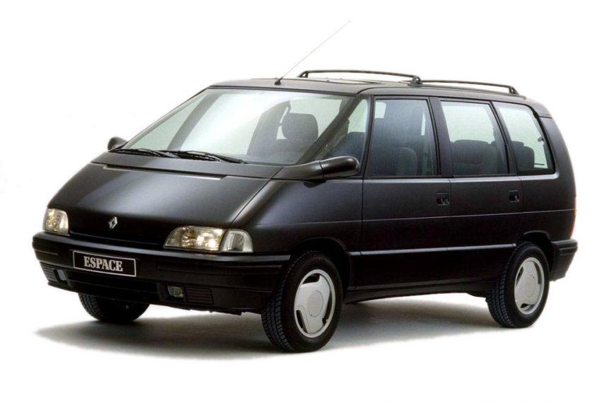 Coche del día: Renault Espace V6 RXE (II)