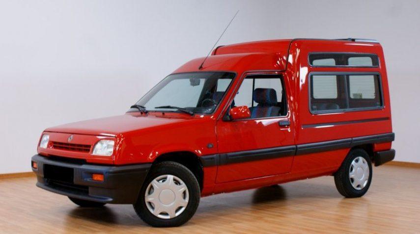 Coche del día: Renault Express 1.4 RN