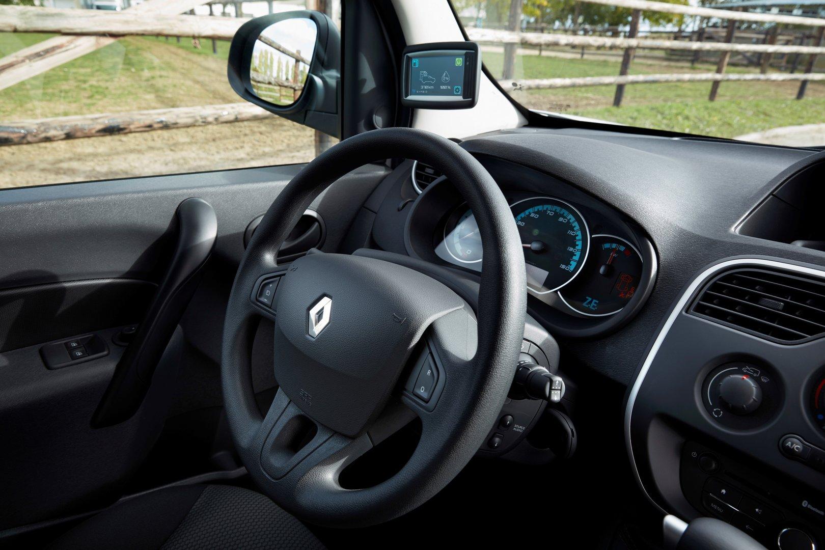 Renault Kangoo ZE Hydrogen 3