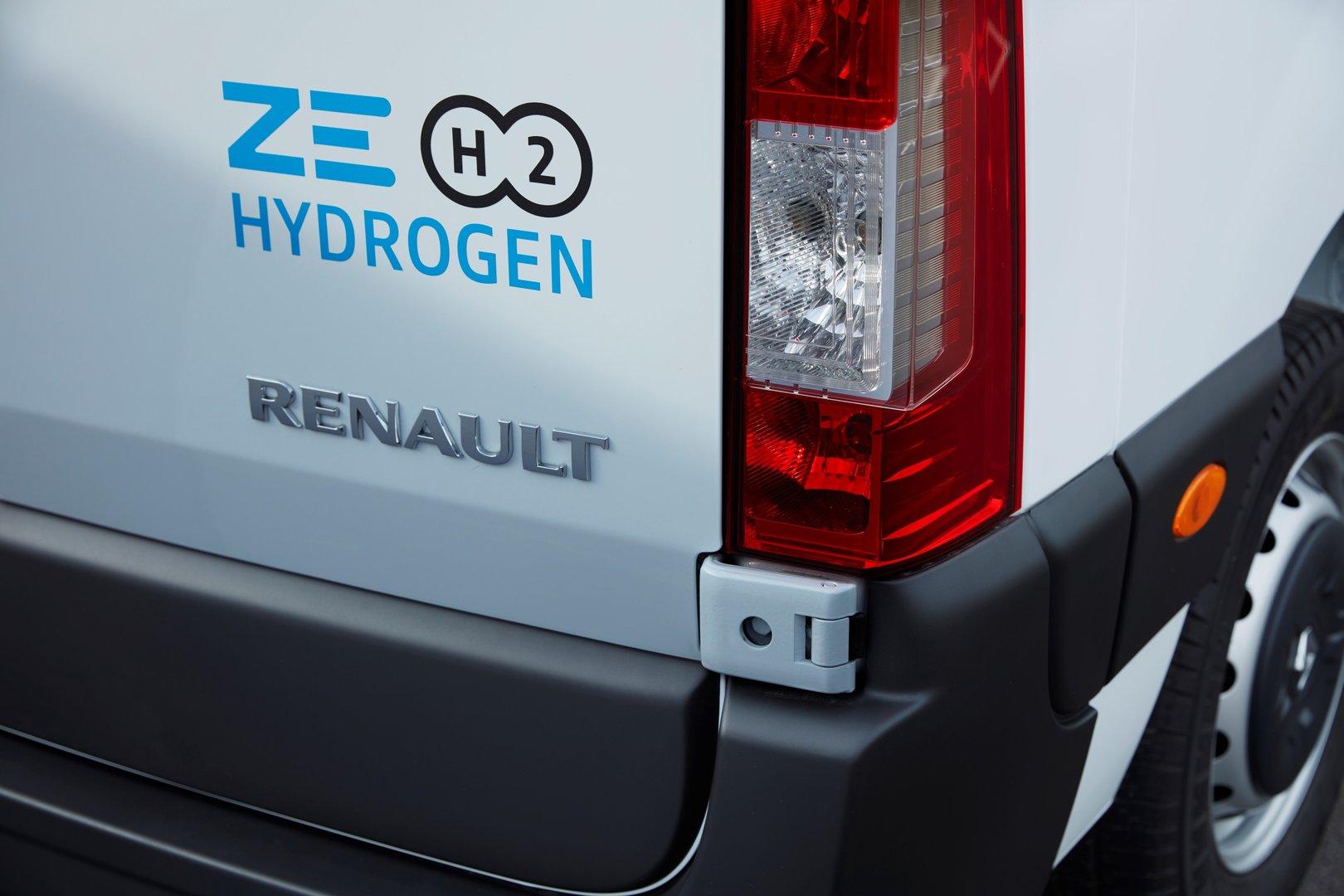 Renault Master ZE Hydrogen 3