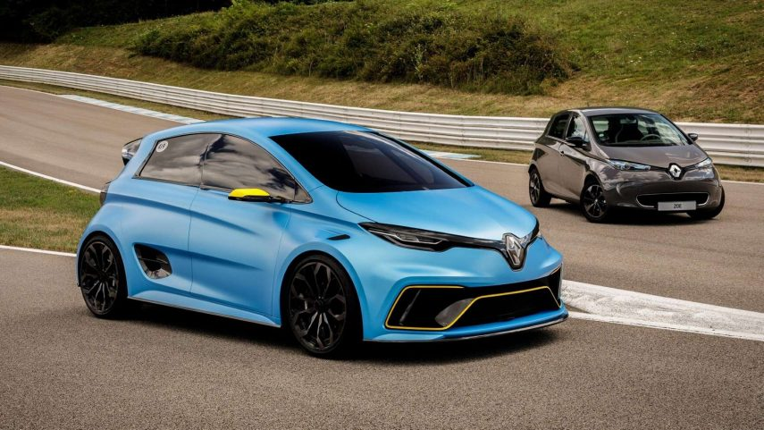El Renault Clio RS podría desaparecer a favor de un ZOE RS