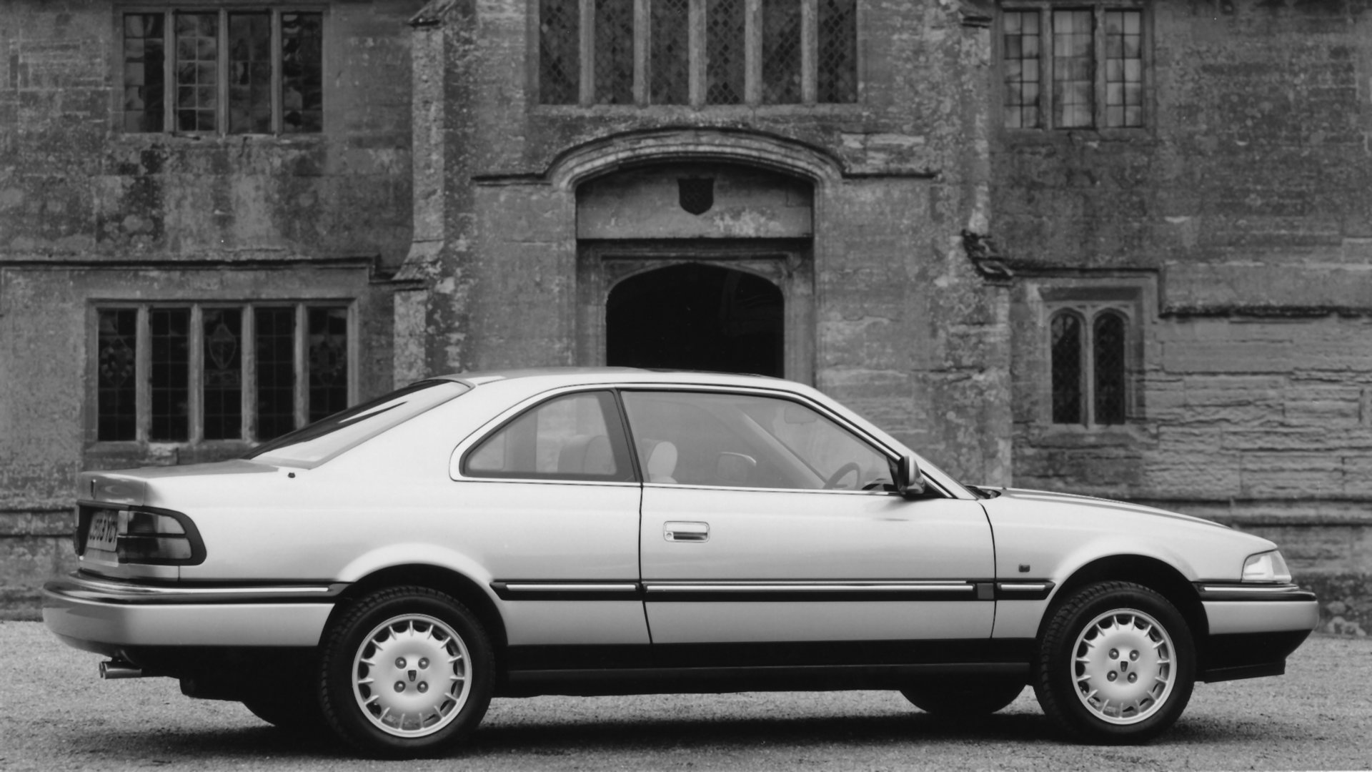 Rover 827 Coupe 2