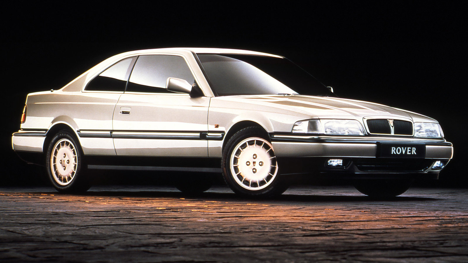 Rover 827 Coupe 3