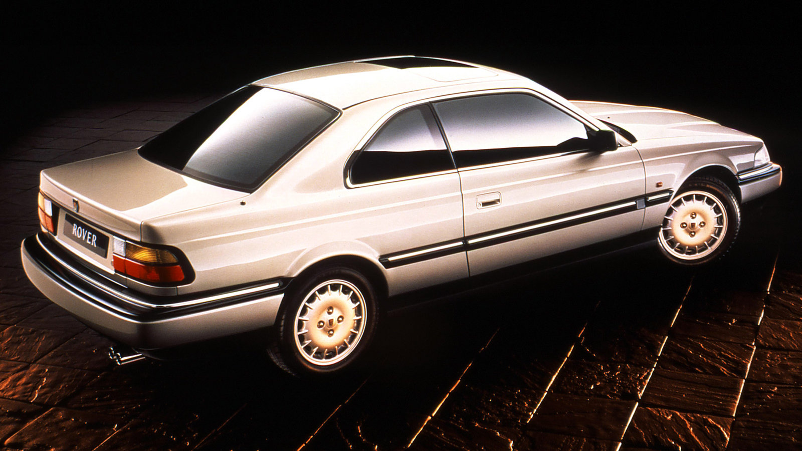 Rover 827 Coupe 4