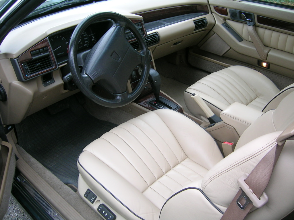 Rover 827 Coupe 5