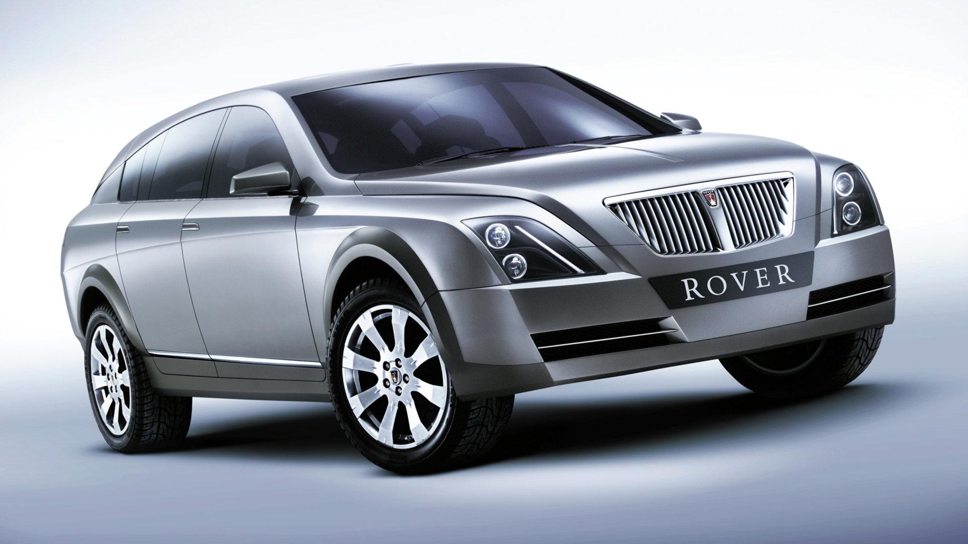 Coche del día: Rover TCV Concept