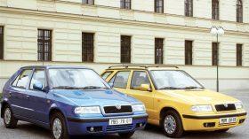 Skoda Felicia Color Line 1998 1