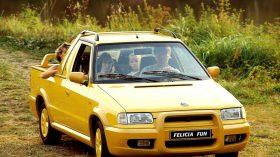 Skoda Felicia Fun 1996 3