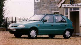Skoda Felicia LXi Plus 1995