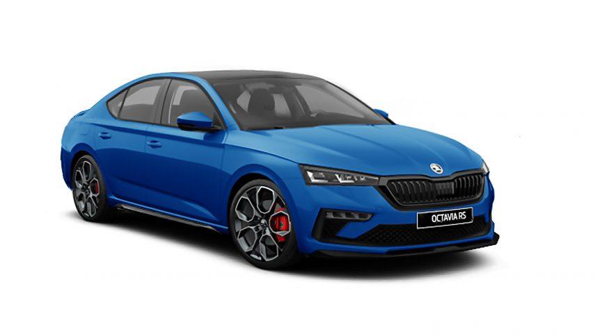 Este puede ser el aspecto definitivo del nuevo Škoda Octavia 2020