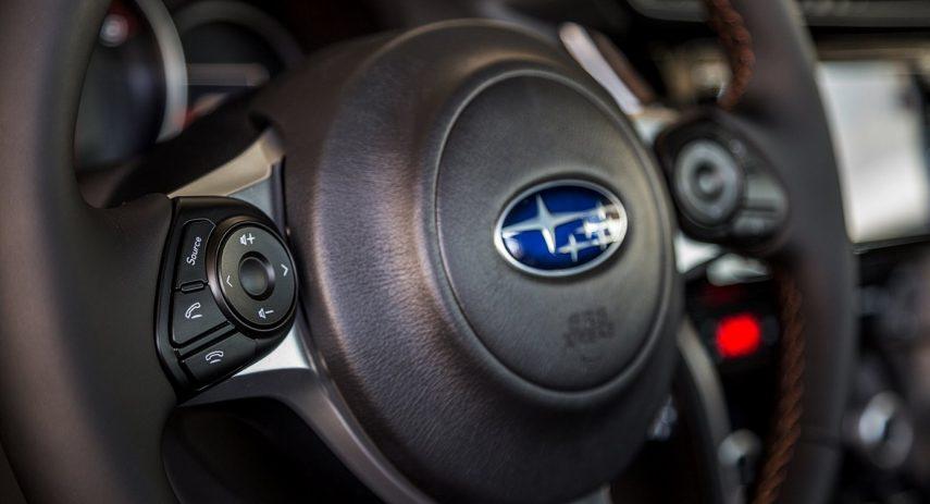 Subaru BRZ Special Edition Interior (17)