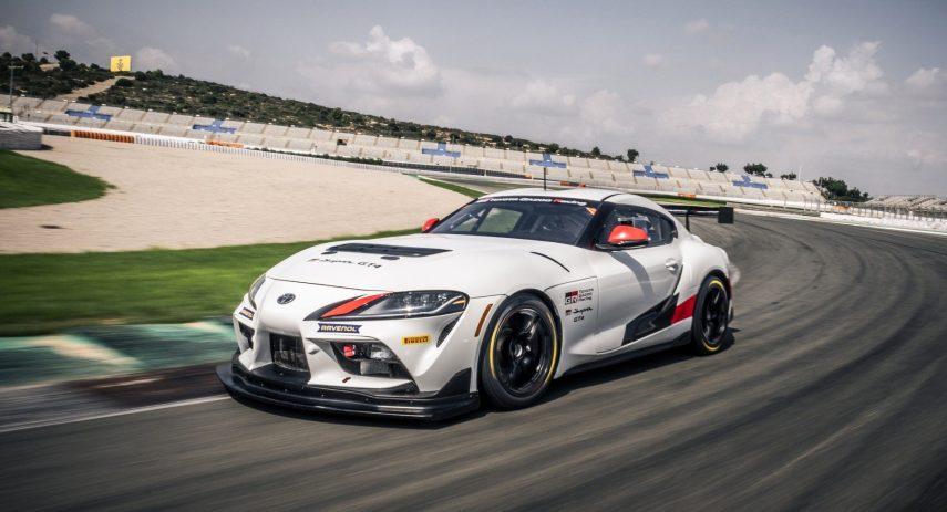 Toyota Supra GT4 (3)
