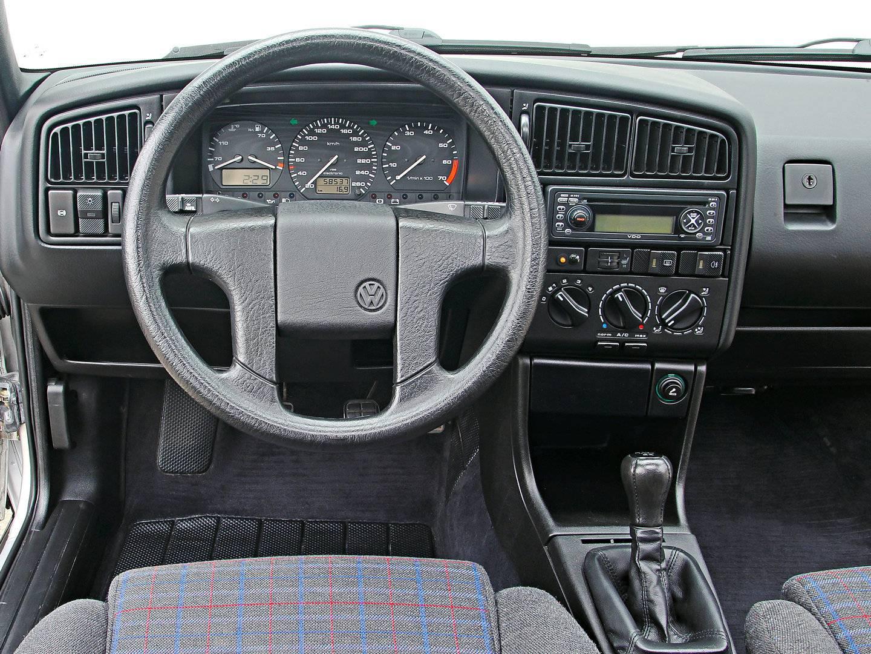 Volkswagen Passat G60 Syncro interior