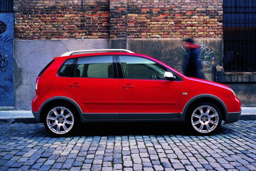 Coche del día: Volkswagen Polo Soho