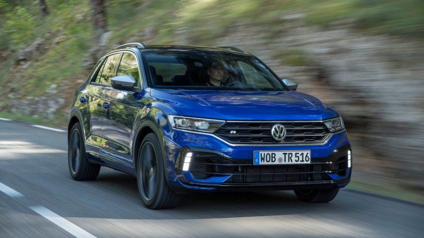 El Volkswagen T-Roc R ya está a la venta en España