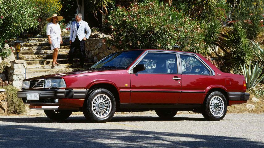 Coche del día: Volvo 780 Coupé V6 Bertone