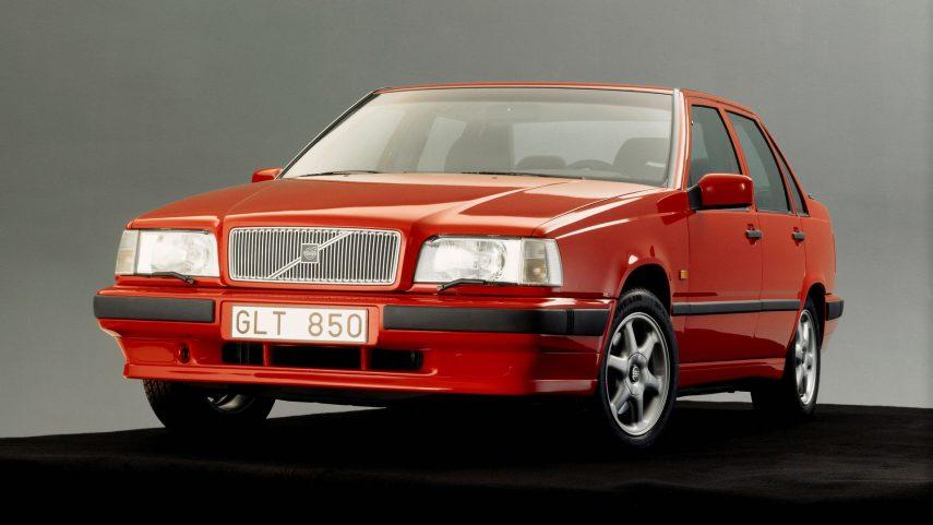 Coche del día: Volvo 850 GLT