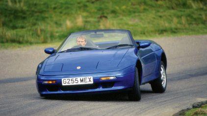 1989 Lotus Elan SE