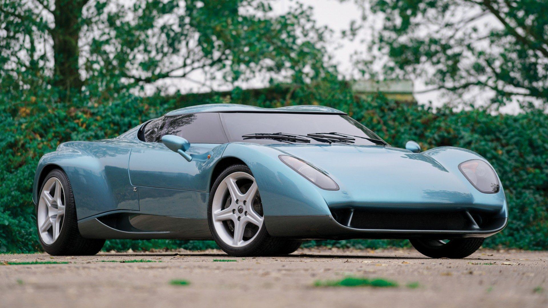 Lamborghini Zagato Raptor, un prototipo único